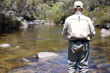 fishing in the thredbo