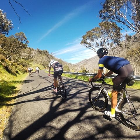mountain biking in thredbo
